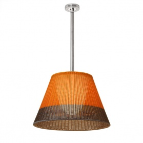 Romeo Outdoor Ceiling Light Woven 60cm Fluorescent_main_image