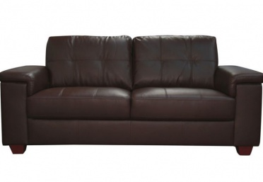 Newbury 3 Seater Leather Sofa