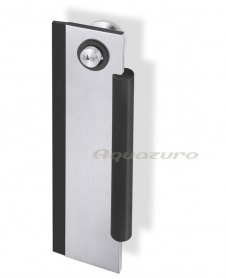Bathroom squeegee - stainless steel - Zack PURO
