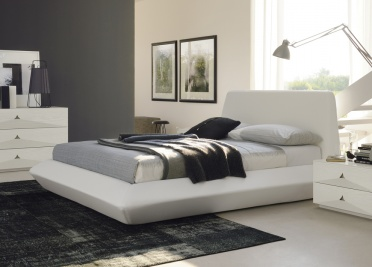 Enigma Upholstered Bed
