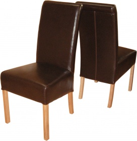 Sophie Brown dining chair_main_image
