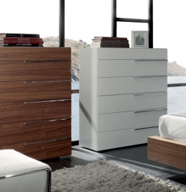 Nunki Tall chest of drawers