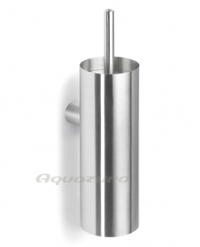 Toilet brush wall mounted - stainless steel - Blom