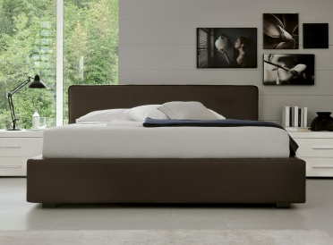 Carla Upholstered Bed _main_image