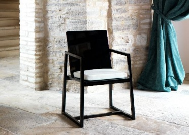 Luce Lacquer Dining Chair _main_image
