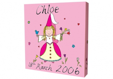 Personalised Princess Canvas Picture_main_image