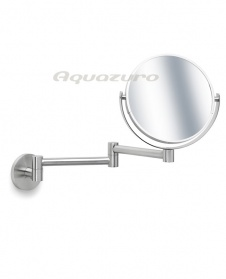 Makeup mirror - stainless steel - Blomus PRIMO
