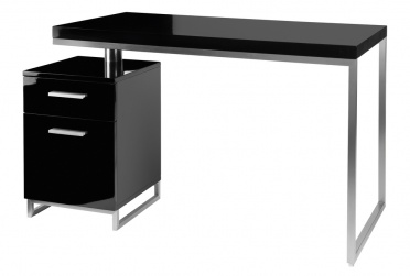 Reversible desk and drawers black_main_image