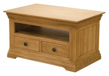 Frenchay Coffee Table with Drawers_main_image