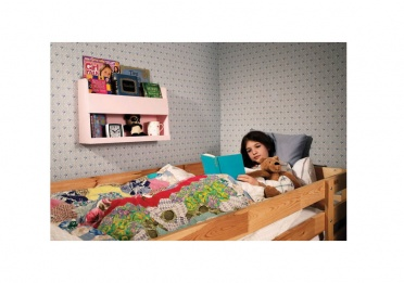 Tidy Books Bunk Bed Buddy in Pink_main_image