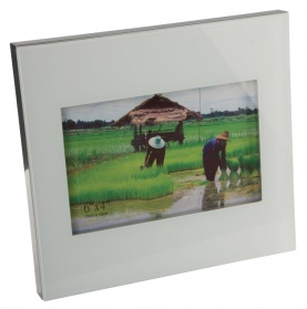 White photo frame small_main_image