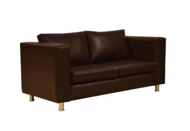 Durham 2 Seater Leather Sofa