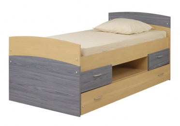 Constructo Compact Bed