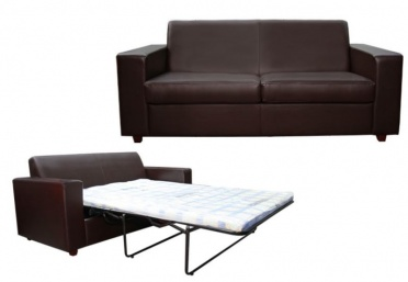 Nelson Leather Sofabed