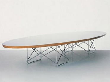 Eames Elliptical Coffee Table / Surfboard Table