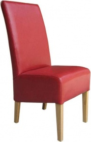Nevada Red Dining Chair_main_image