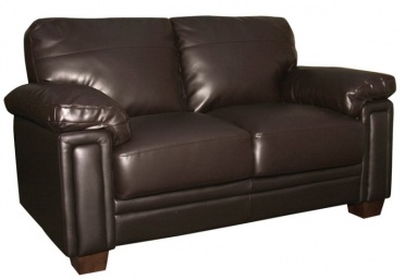 Buxton 2-Seat Leather Sofa_main_image