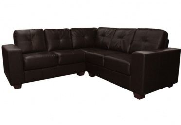 Madeira  Leather Corner Sofa_main_image