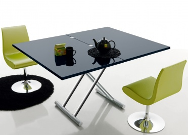 Flip 2 Fold Out Coffee/Console/Dining Table _main_image