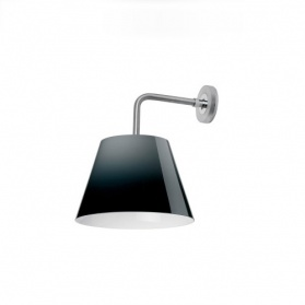 Flos - Romeo Outdoor Wall Light Grey Fluorescent_main_image