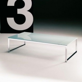 Hip Hop Rectangle Glass Coffee Table_main_image
