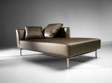 Dolly chaise longue