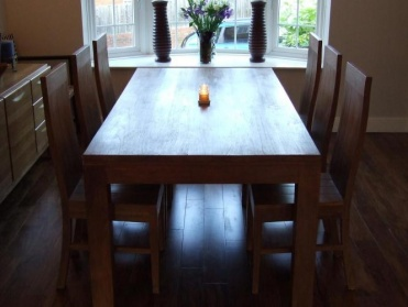 The Maui - 8 Seater Solid Teak Dining Set_main_image