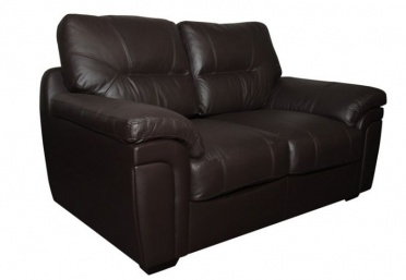 Adelaide 2-Seater Leather Sofa