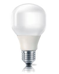 Philips Softone energy saving light bulb