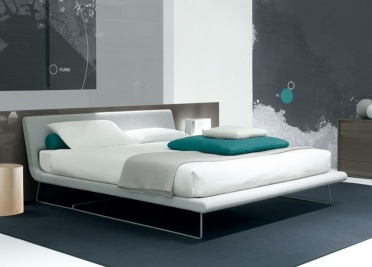 Jesse Tully Bed With Sled Base