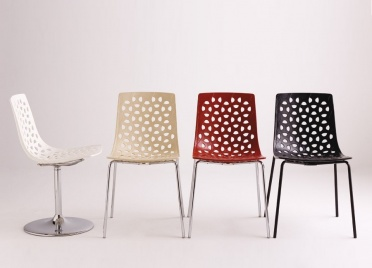 Tess Contemporary Dining Chair