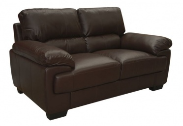 Sherringham 2 Seater Leather Sofa