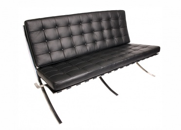 Barcelona 2 Seat Loveseat -Premium Italian version_main_image