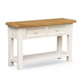 Tuscany Painted Console Table