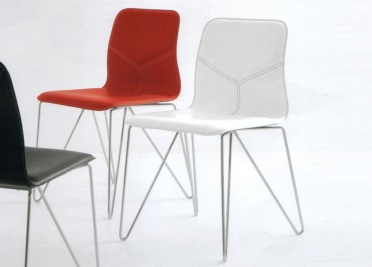 Eva Leather Dining Chair
