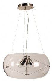 Open top glass shade pendant lamp_main_image