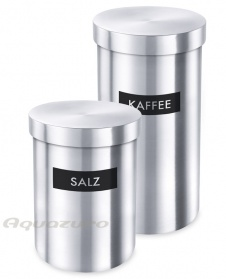Storage canister - stainless steel - Zack Vivace_main_image