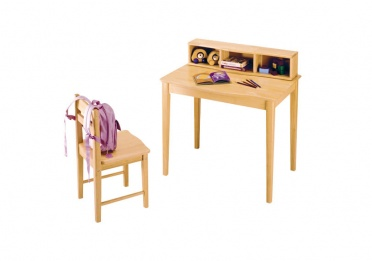 Executive Table & Chair Set with Tabletop Stor_main_image