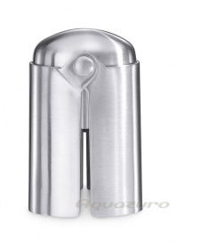 Champagne stopper - stainless steel - Zack Stella_main_image