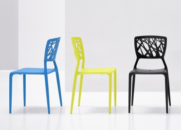Bonaldo Viento Dining Chair - Set of 4 chairs_main_image