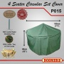 Garden Furniture Cover - 4 Seater Circular