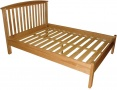 Shaker Oak Kingsize Bed_main_image
