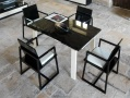 Lucido Extending Glass Dining Table _image2