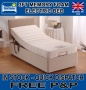 3ft Single Memory Foam Adjustable Electric Bed