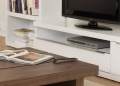 Valley TV Unit With Shelving _image2