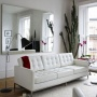 Florence Knoll Style 3 Seat Sofa _image1