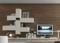 Jesse Open Wall Unit Composition R51