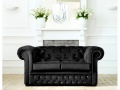 Diamante Chesterfield Fabric Sofa_image1