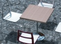 Duetto Contemporary Dining Chair _image1