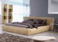 Bonaldo Fluff Upholstered Bed